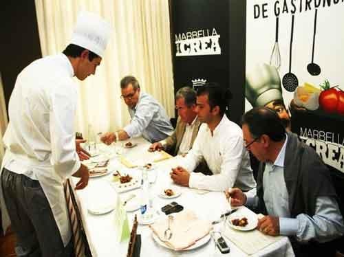 Muestra joven de gastronomía 2009
