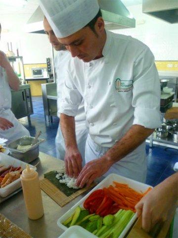 Seminario de cocina japonesa