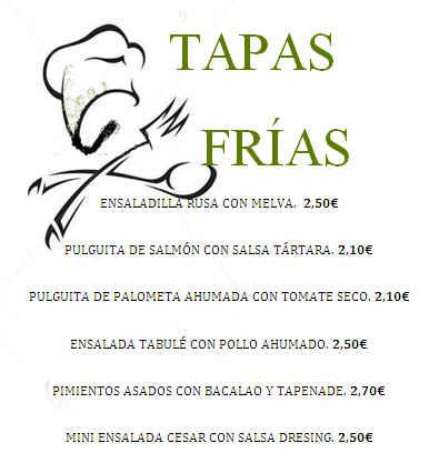 TapasFrias