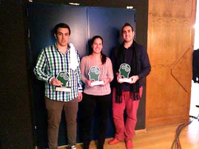 Alumnos premios Marbella Crea 2013