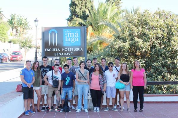 La Escuela de Hostelería de Benahavís Sabor a Málaga iniciará el curso 2014/2015 el próximo lunes, 15 de septiembre