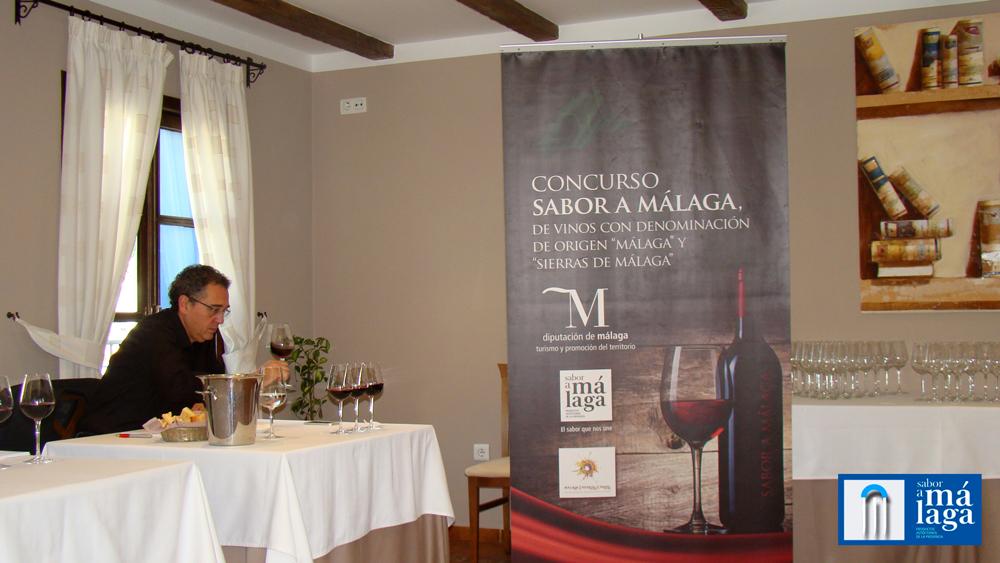 """II Cata a ciegas del Concurso Sabor a Málaga de Vinos con Denominación de Origen """"Málaga"""" y """"Sierras de Málaga"""""""