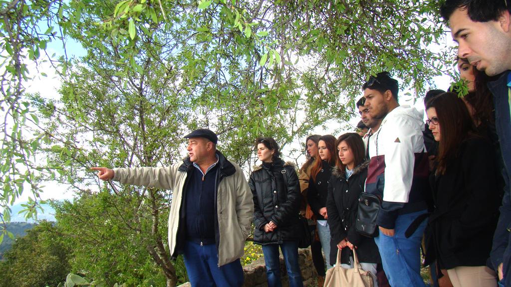 Visita a las Bodega Descalzos Viejos, Ronda