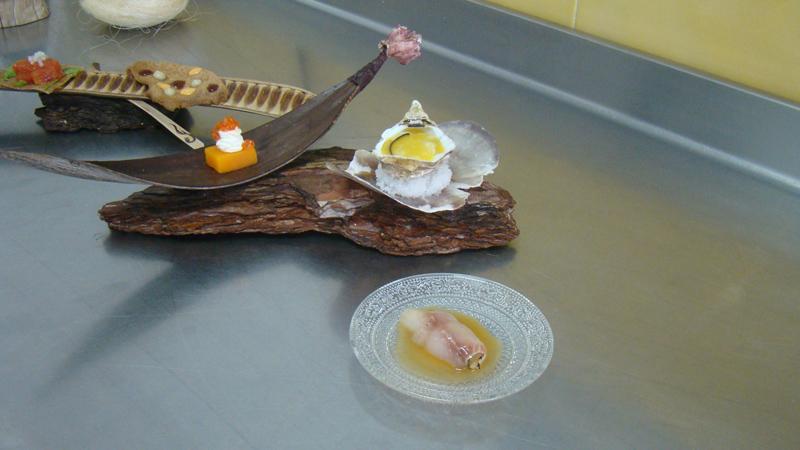 Master Class de Diego Gallegos del Restaurante Sollo