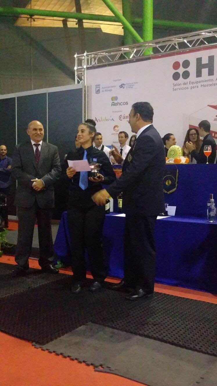 VII CONCURSO PROFESIONAL DE COCTELERÍA Y PARA ALUMNOS DE ESCUELA DE HOSTELERIA