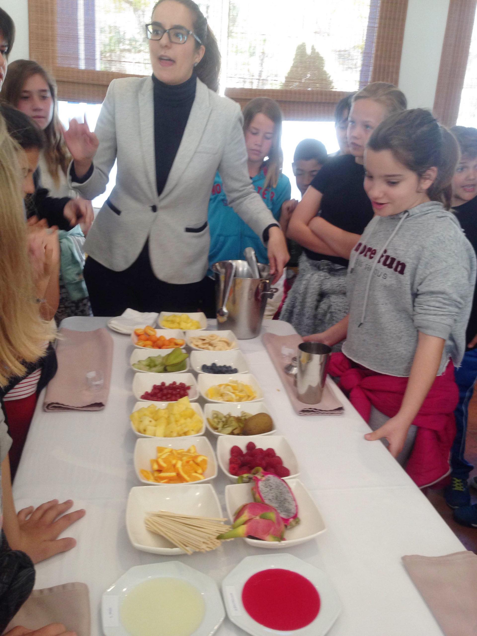 Visita Colegio Daidín, de Benahavís