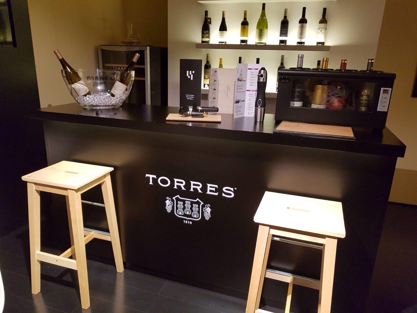 Visita a las Bodegas Torres en Vilafranca del Penedés