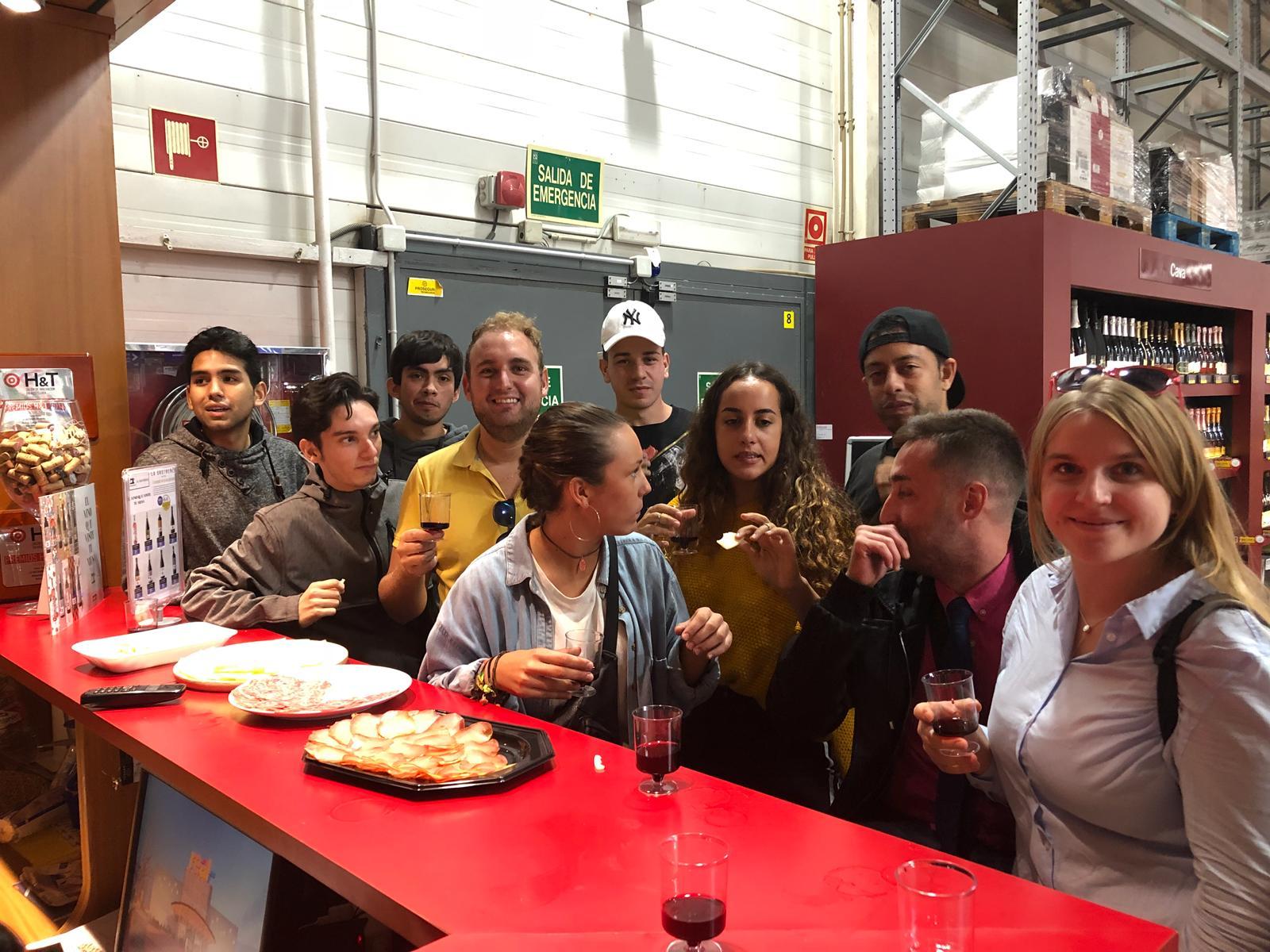 Visita Cervezas Victoria y Makro