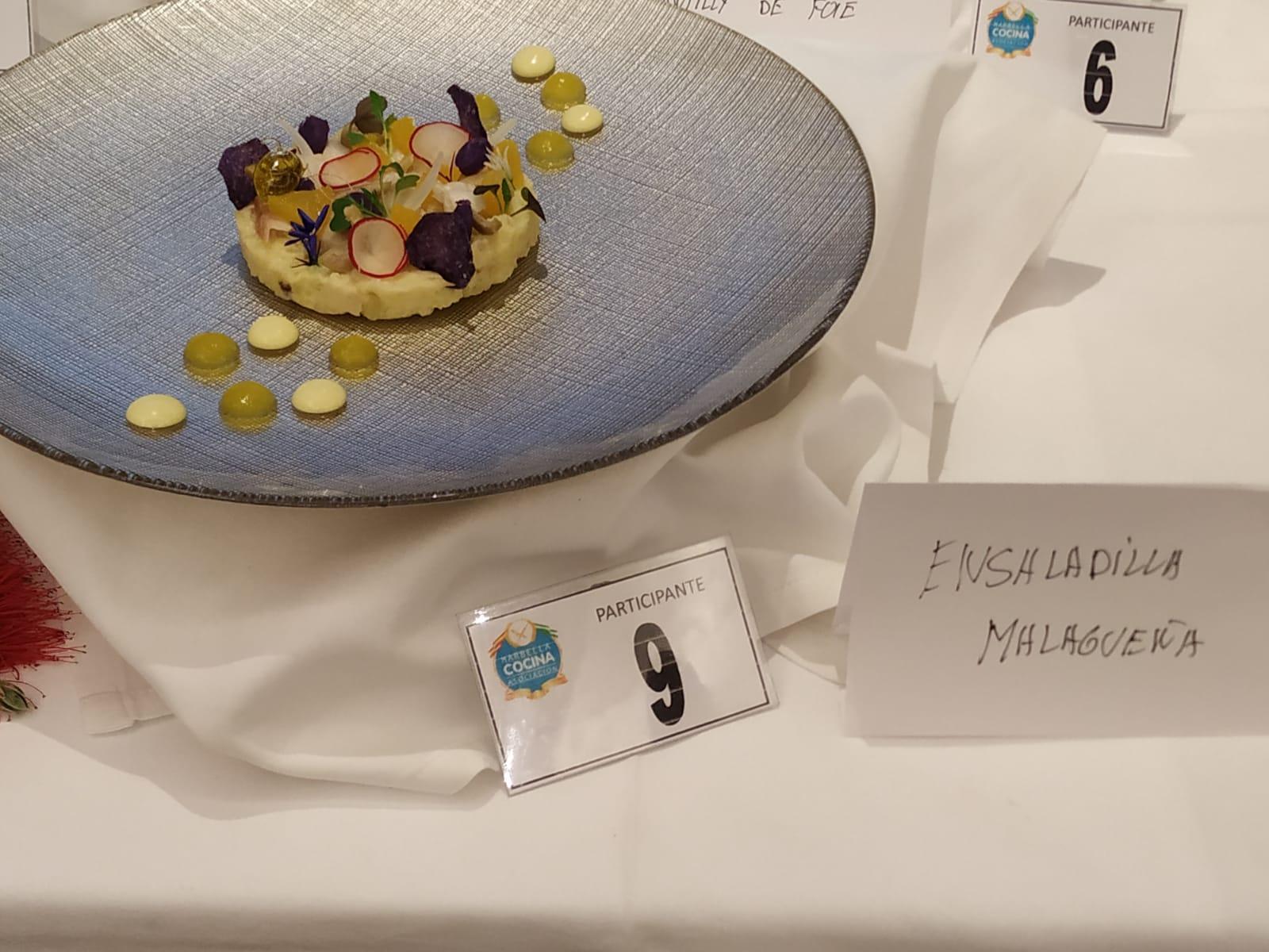 Nuestro alumnos de Cocina se presentan al Concurso Marbella Cocina